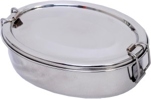 VISHNU OVAL LUNCH BOX SMALL 1 Containers Lunch Box