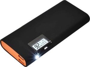 MCSMI BLACK MIRROR PORTABLE 15000 mAh Power Bank