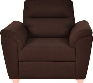 Furny Adelaide Super Solid Wood 1 Seater Standard