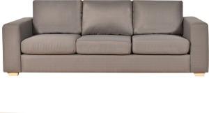 Furny Atlas Comfy Solid Wood 3 Seater Standard