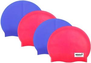 DeNovo Imported (Set of 4) Swimming Cap