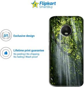 official photos eda97 3f4f2 Flipkart SmartBuy Back Cover for Motorola Moto G5 PlusMulticolor