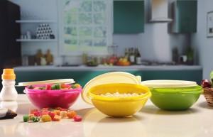 MasterCook Roman  - 600 ml Plastic Food Storage