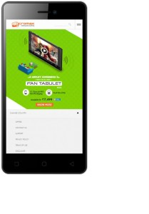 Micromax Canvas Juice 4 (Black, 8 GB)