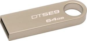 Blue Lotus Kingston DataTraveler SE9 64 GB Pen Drive