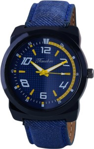 Timebre VBLU428-2 Denim Style Analog Watch  - For Men