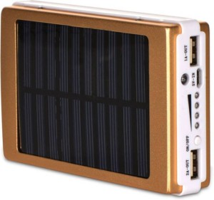 MobiBasket MBPB-Super Solar 13000 mAh Power Bank