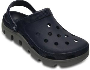 5b1b0664c62ef Crocs Men Navy Smoke Sandals Best Price in India