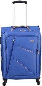 JOURNEY9 I-FLY 56_ROYAL BLUE Expandable  Cabin Luggage - 20 inch