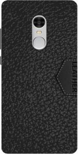 myuz Back Cover for Xiaomi Redmi Note 4