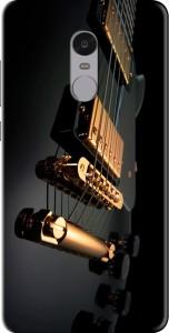 Flipkart SmartBuy Back Cover for Mi Redmi Note 4