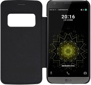 online store 3bf53 d5c80 SmartLike Flip Cover for LG K10 2017Black