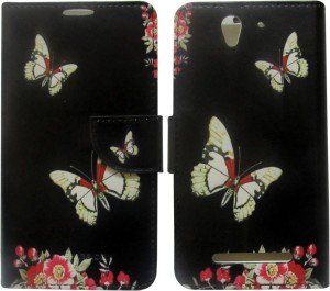 Fashion Flip Cover for Sony Xperia C3