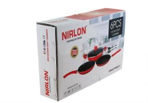 NIRLON Cookware Gift Set Cookware Set