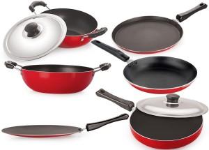 NIRLON aluminium utensils for cooking Tawa 27.5,28.5,24,22.5,20,22 cm diameter