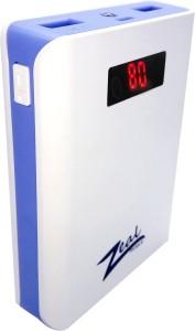 Zeal Zeal-Z10 DIGITAL Power bank POWERFULL CAPACITY 10400 mAh Power Bank