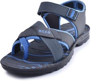 89cbd7fbaf6e Pu Nexa Men Blue Sandals Best Price in India