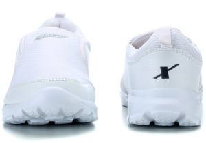 e9b83476cb Sparx Men 294 Running Shoes White Silver Best Price in India