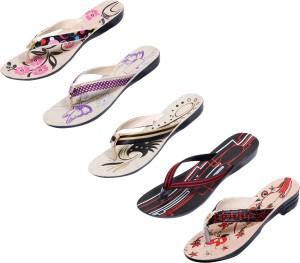 903ba3c373ebba IndiWeaves Flip Flops Best Price in India