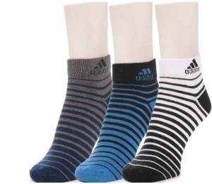 CSK Men & Women Striped Ankle Length Socks