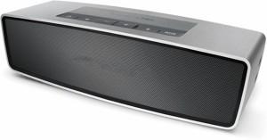 Gio Zone Smart Buy Mini Soundlink (Silver) Portable Bluetooth Mobile/Tablet Speaker