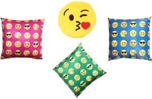 RMA Love Kiss Smiley Emoji Combo  - 35 cm