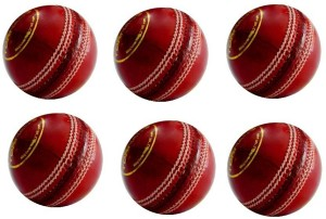 Tima Leather Cricket Ball -   Size: 5
