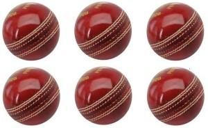 Tima Genuine Leather Cricket Ball -   Size: 5