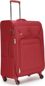 Delsey Lazare 68Cm Check-In Trolley Luggage (Red) Check-in Luggage - 7803 inch