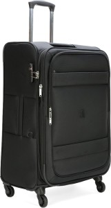 Delsey Indiscrete 69Cm Check-In Trolley Luggage (Black) Check-in Luggage - 9180 inch