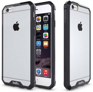pretty nice 4452d bd256 Labrador Back Cover for Apple iPhone 6, Apple iPhone 6SJet Black, Band