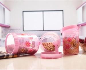 Joyo Supertight  - 1000 ml, 750 ml, 500 ml Plastic Food Storage
