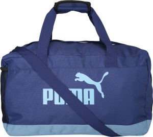 cd50d2d52f Puma PUMA Box Bag Gym Bag ( Blue )