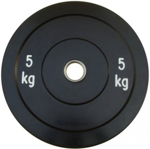 KONEX Rubber Weight Plate 5KG Weight Plate