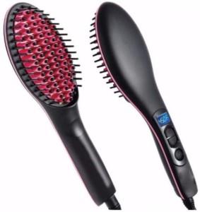 Wonder World Styler Hair Straight™ -Type-666 ® Straight Iron Fast Styling Ceramics Comb Brush