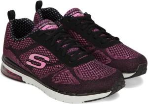 reasonable price cheapest classic style Skechers Skech-Air Infinity SneakersBlack