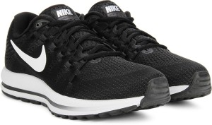 a2a42c85045 Nike AIR ZOOM VOMERO 12 Running Shoes Black Best Price in India ...