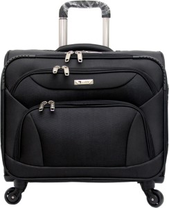 TRAVELLER CHOICE SAFEX 1 Cabin Luggage - 17 inch