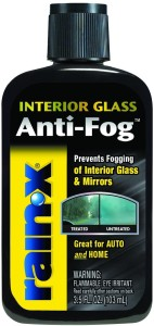 Rain-X Interior Anti Fog Liquid Vehicle Glass Cleaner