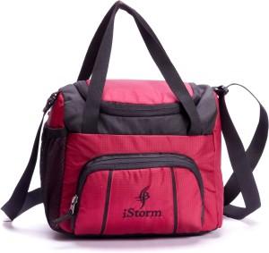 iStorm Waterproof Lunch Bag Maroon Black 8 inch Best Price in India ... 759f42507c1eb