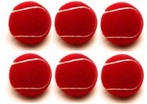 Flash Heavy cricket Tennis Ball -   Size: 1