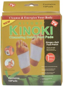 ACUPRESSURE HEALTH CARE SYSTEM Kinoki Foot Patches Body Toxin Removing Gym