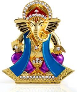 Kulin God Ganesh Ganpati Lord Ganesha Idol Car Dashboard Home Decor
