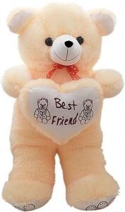 ADS Toys Beautiful Cream Teddy Bear  - 80 cm