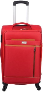 JOURNEY9 SIGNET 75_MAROON Expandable  Check-in Luggage - 28 inch