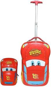 Fortune Designer Kids Car Cabin Luggage - 18 inch