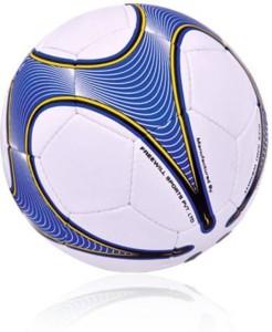 Retail World Nivia vega 5 blue Football -   Size: 5