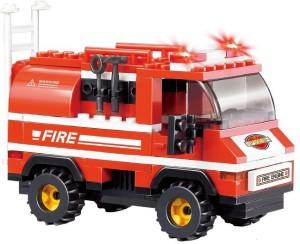 Sluban Mini Fire Truck
