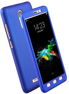 the latest 2e826 f6447 Kosher Traders Front & Back Case for Xiaomi Redmi Note 4Blue