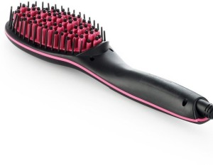 Wonder World Styler Hair Straight™ -Type-670 ™ Electric Pro Automatic LCD Temperature Control Paddle Brush